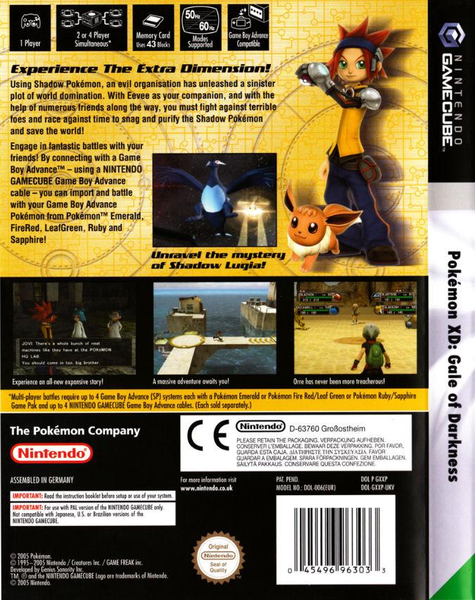 Pokemon xd der dunkel sturm rom download gamecube dolphin dedalmarks.