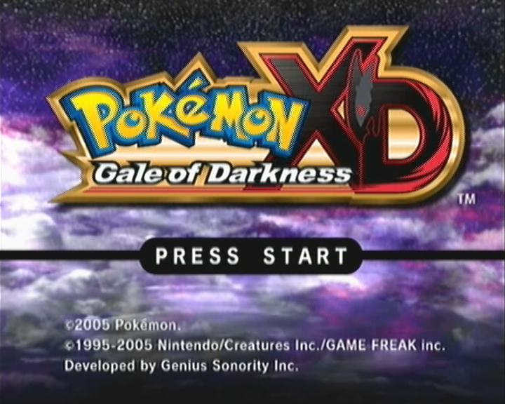 Pokemon Xd Gale Of Darkness Iso Gcn Isos Emuparadise
