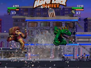 Screenshot Thumbnail / Media File 1 for Rampage Total Destruction