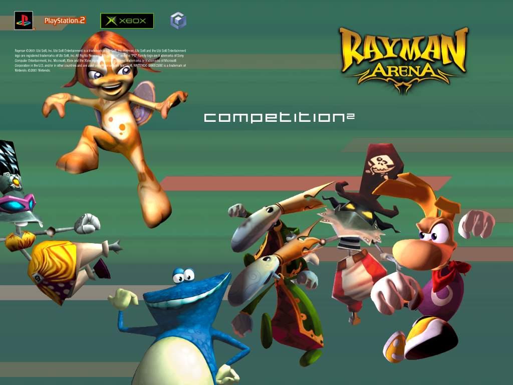 скачать Rayman Arena торрент - фото 7