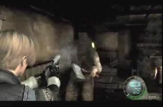 Screenshot Thumbnail / Media File 1 for Resident Evil 4 (Disc 1)
