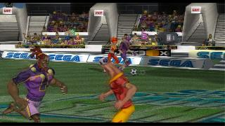 Screenshot Thumbnail / Media File 1 for Sega Soccer Slam