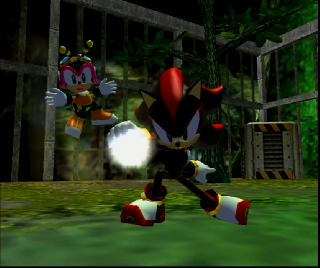 Screenshot Thumbnail / Media File 1 for Shadow The Hedgehog