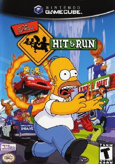 Screenshot Thumbnail / Media File 1 for Simpsons Hit and Run
