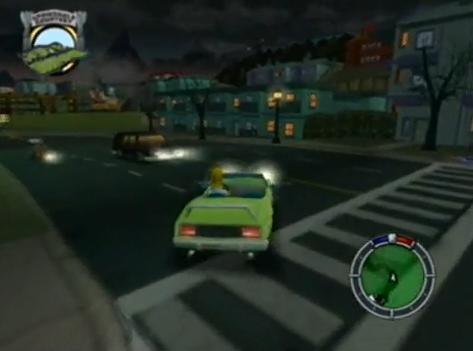 the simpsons hit and run pc free