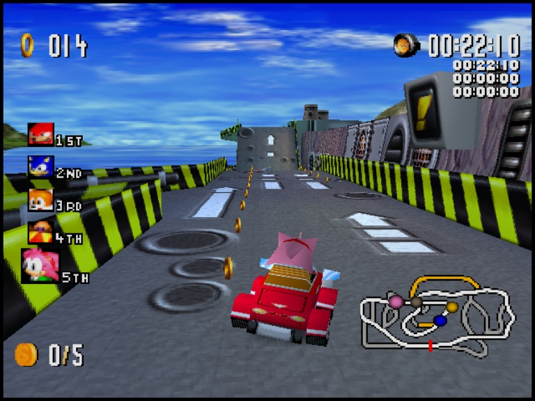 Sonic Gems Collection ISO < GCN ISOs | Emuparadise