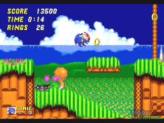 Screenshot Thumbnail / Media File 1 for Sonic Mega Collection