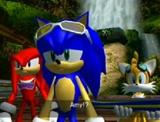Screenshot Thumbnail / Media File 1 for Sonic Riders