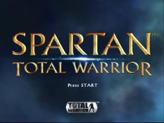 Screenshot Thumbnail / Media File 1 for Spartan Total Warrior