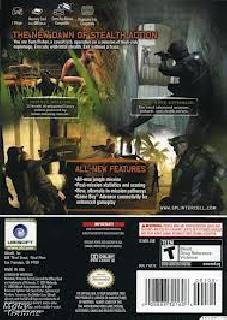 Screenshot Thumbnail / Media File 1 for Splinter Cell Pandora Tomorrow