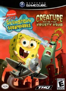 Screenshot Thumbnail / Media File 1 for SpongeBob SquarePants Creature From the Krusty Krab
