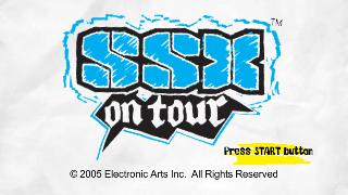 Screenshot Thumbnail / Media File 1 for SSX On Tour
