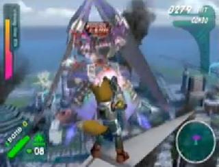 Screenshot Thumbnail / Media File 1 for Star Fox Assault
