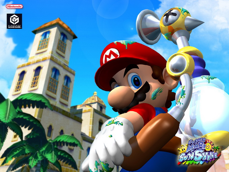 download super mario sunshine iso for dolphin