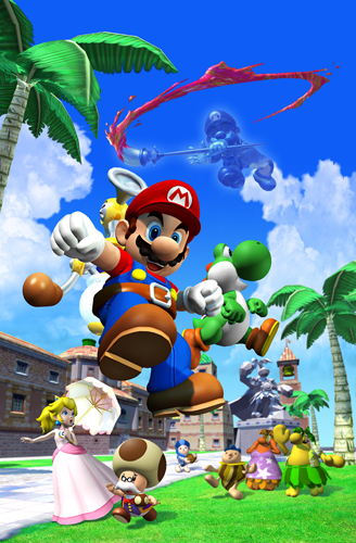Image result for super mario sunshine