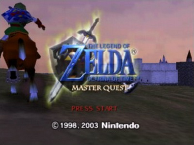 The Legend Of Zelda Ocarina Of Time Masterquest ISO < GCN ISOs