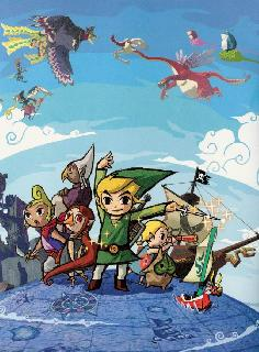 Screenshot Thumbnail / Media File 1 for The Legend Of Zelda The Wind Waker