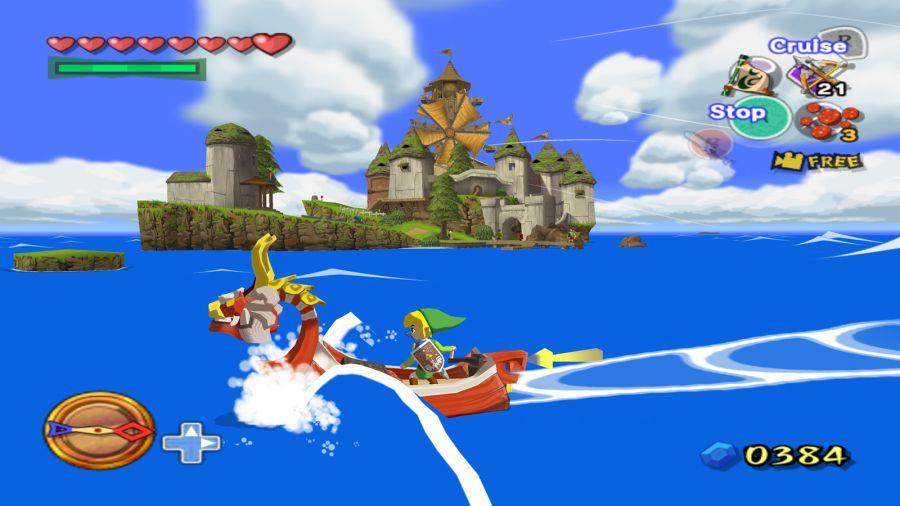 The Legend Of Zelda The Wind Waker ISO < GCN ISOs | Emuparadise
