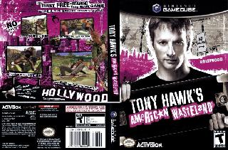 Screenshot Thumbnail / Media File 1 for Tony Hawks American Wasteland