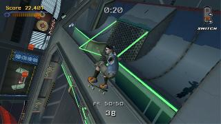 Screenshot Thumbnail / Media File 1 for Tony Hawks Pro Skater 3