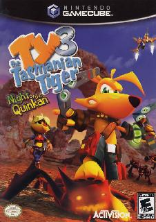 Screenshot Thumbnail / Media File 1 for Ty the Tasmanian Tiger 3