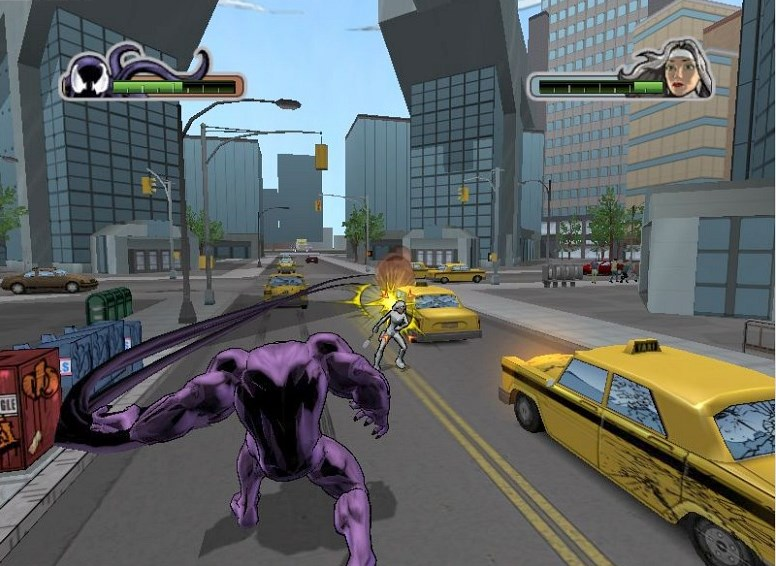 Image result for ultimate spider-man gamecube