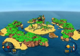 Screenshot Thumbnail / Media File 1 for Worms 3D