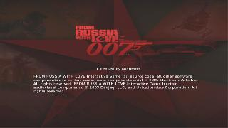 Screenshot Thumbnail / Media File 1 for James Bond 007 From Russia With Love