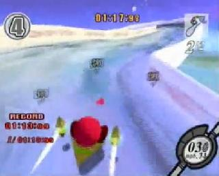 Screenshot Thumbnail / Media File 1 for Kirby Air Ride