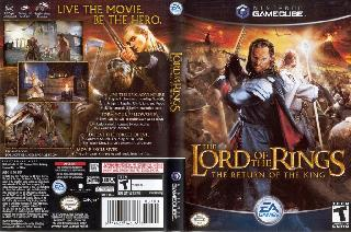 Screenshot Thumbnail / Media File 1 for Lord of the Rings Return of the King