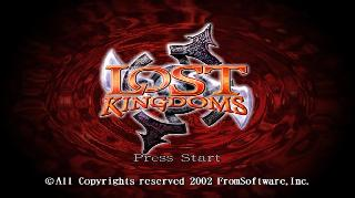 Screenshot Thumbnail / Media File 1 for Lost Kingdoms