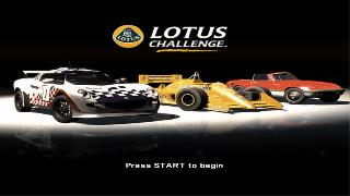 Screenshot Thumbnail / Media File 1 for Lotus Challenge