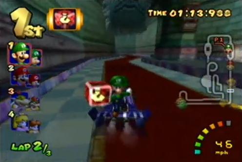 Mario Kart Double Dash ISO < GCN ISOs | Emuparadise