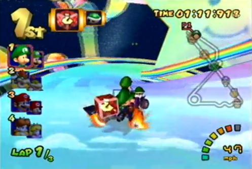 Mario Kart Double Dash Iso View All Descriptions Gcn