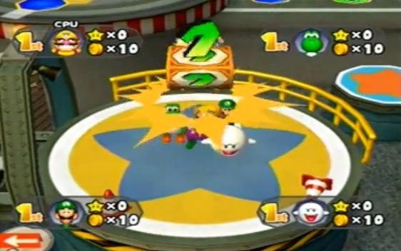Mario Party 6 ISO < GCN ISOs | Emuparadise