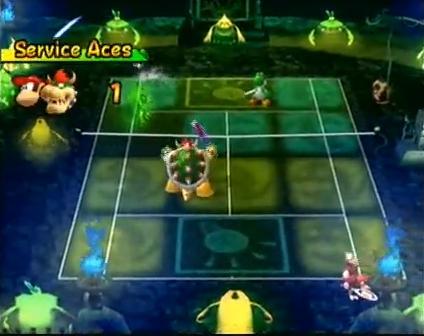 Mario Power Tennis ISO < GCN ISOs | Emuparadise