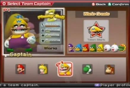 Screenshot Thumbnail / Media File 3 for Mario Superstar Baseball