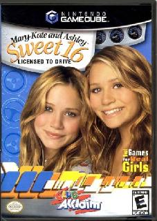 Screenshot Thumbnail / Media File 1 for Mary-Kate & Ashley Sweet 16 Licensed To Drive