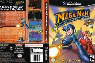 Screenshot Thumbnail / Media File 1 for Mega Man Anniversary Collection