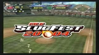 Screenshot Thumbnail / Media File 1 for MLB Slugfest 2004