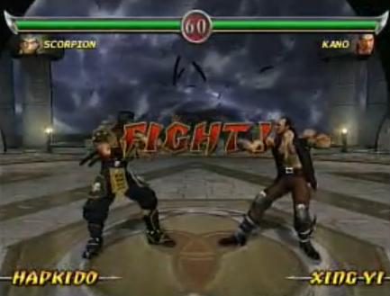 Mortal Kombat Deadly Alliance ISO < GCN ISOs | Emuparadise