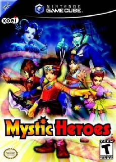 Screenshot Thumbnail / Media File 1 for Mystic Heroes