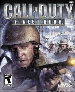 Screenshot Thumbnail / Media File 1 for Call of Duty - Finest Hour (Europe)