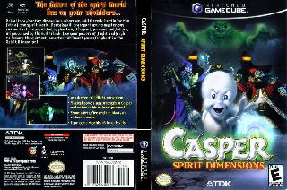 Screenshot Thumbnail / Media File 1 for Casper - Spirit Dimensions (Europe) (En,Fr,De,Es,It)