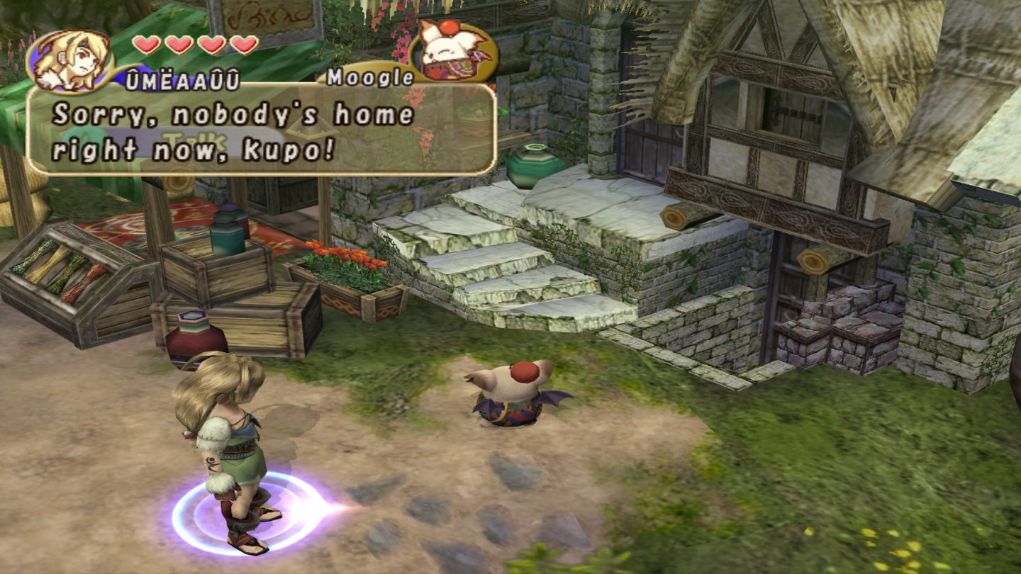 [NDS]Final Fantasy Crystal Chronicles[EUR]