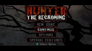 Screenshot Thumbnail / Media File 1 for Hunter - The Reckoning (Europe) (En,Fr,De)