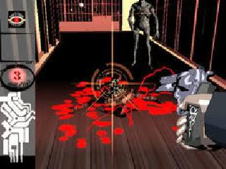 Screenshot Thumbnail / Media File 1 for Killer 7 (Europe) (En,Fr,De) (Disc 2)