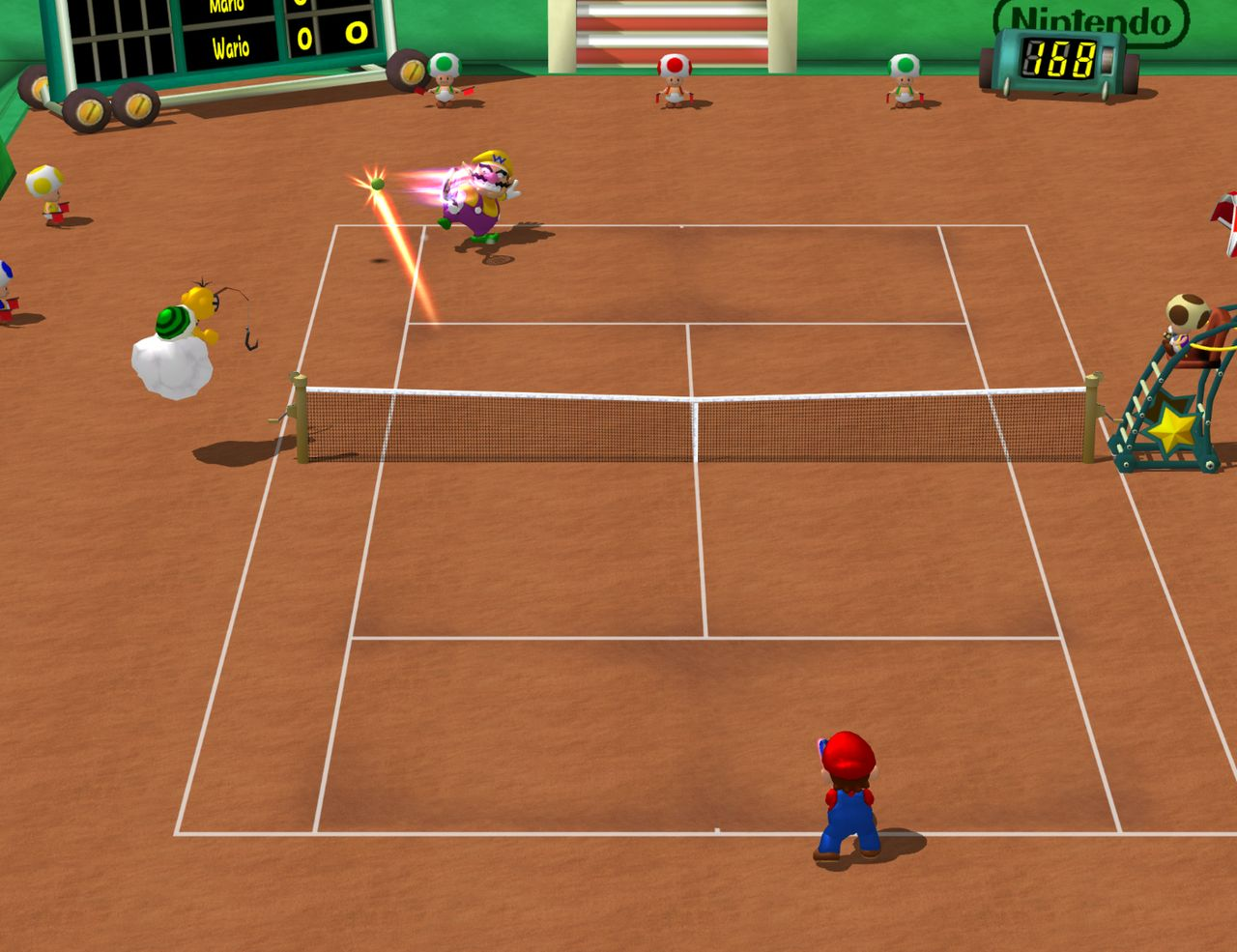 sega superstars tennis wii iso