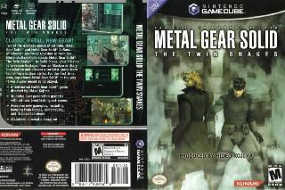 Screenshot Thumbnail / Media File 1 for Metal Gear Solid - The Twin Snakes (Europe) (En,Fr,De,Es,It) (Disc 1)