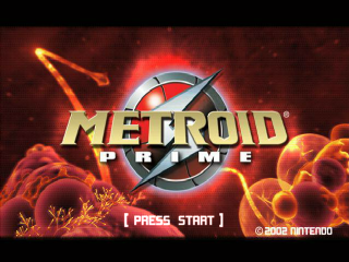Screenshot Thumbnail / Media File 1 for Metroid Prime (Europe) (En,Fr,De,Es,It)